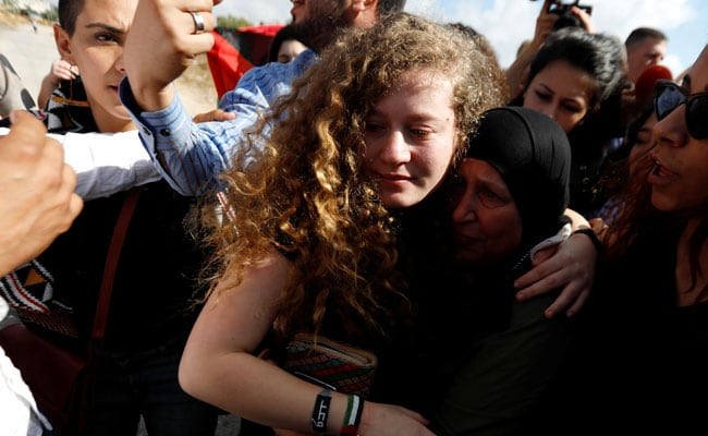 """""""Resistance Continues,"""" Says Palestinian Teen Freed From Israel Jail"""