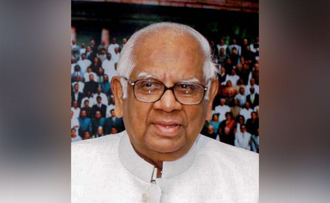 CPI-M Regret Inability To Re-Induct Former Member Somnath Chatterjee