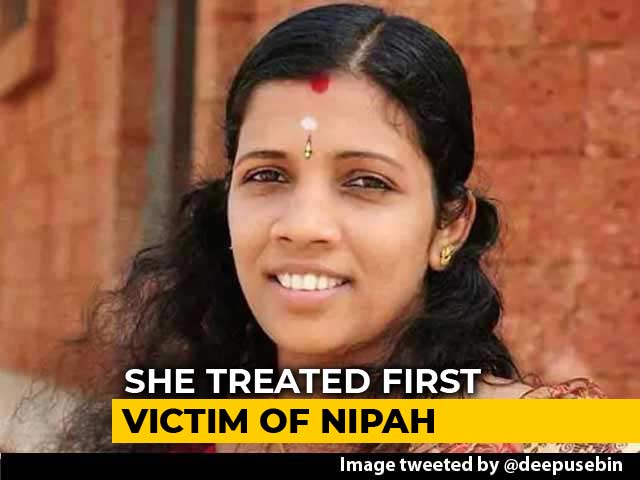 Video : Kerala Nurse Died After Treating Nipah Patient, Left Heartbreaking Note