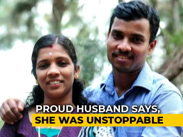 Video : Proud Of Her, Says Husband Of Nurse Who Died After Treating Nipah Patient