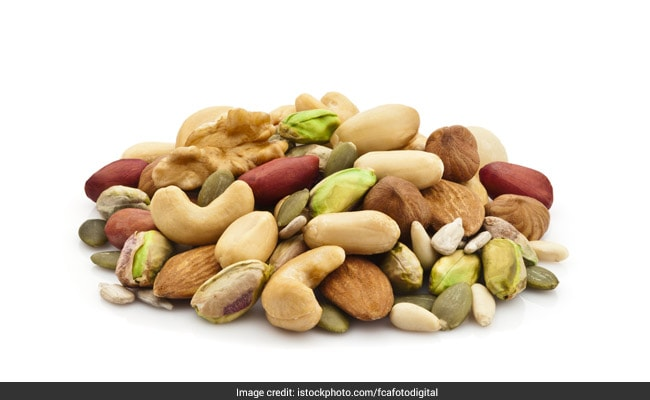 Planning To Have A Baby? Include More Nuts In Your Diet