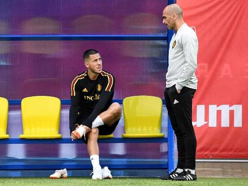 Belgium's Roberto Martinez Lauds Eden Hazard As Real Madrid Rumours Swirl