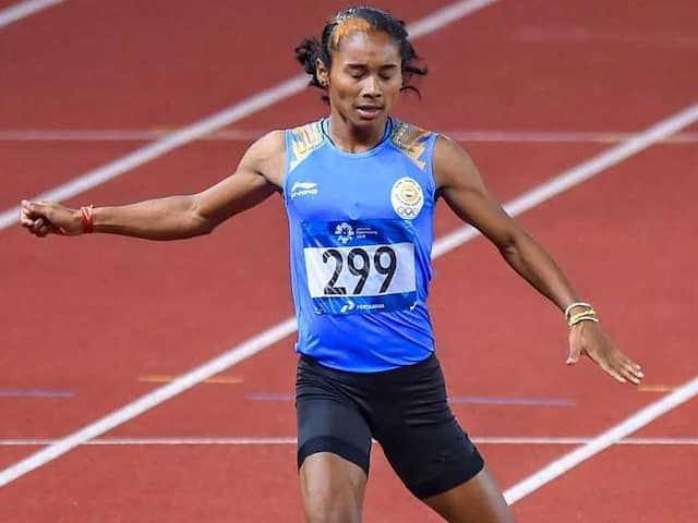 2018 Asian Games Day 8 Highlights: Dutee Chand, Hima Das, Muhammed Anas Win Silver Medals In Athletics