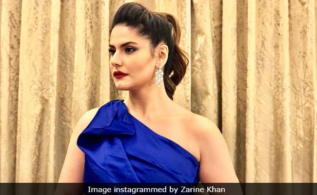 Zarine Khan Was Bullied, Body-Shamed When She Was 100-Kg But It Didn't 'Bother' Her