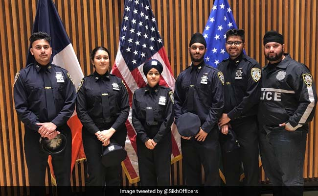NYPD Gets Its First Female Turbaned Sikh Auxiliary Police Officer