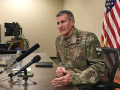 "Afghanistan Has ""Unprecedented"" Opportunity For Peace Says US General"
