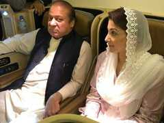 """No Access"" To Father Nawaz Sharif For Past Five Days, Says Maryam Sharif"