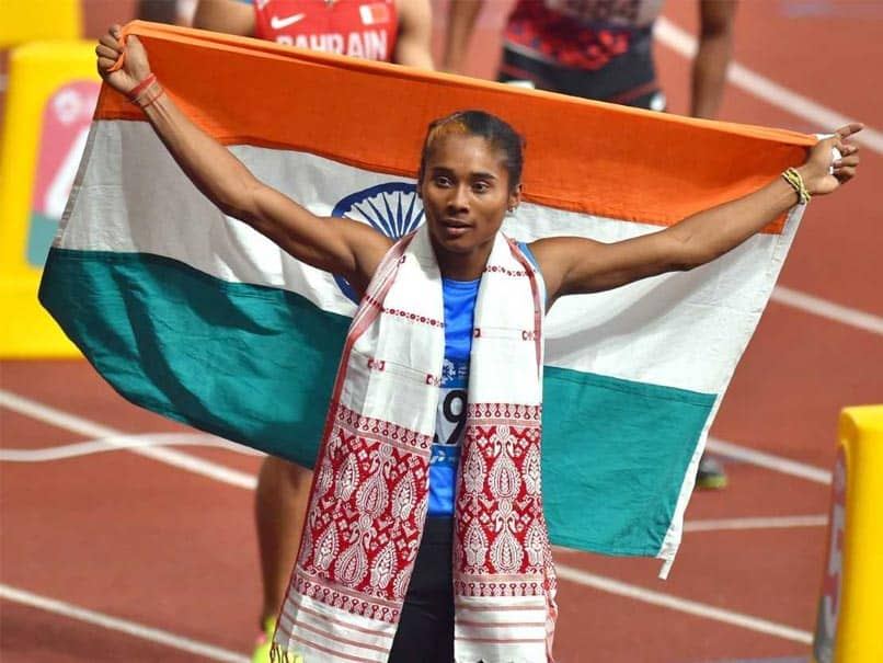 Asian Games 2018: Hima Das, Muhammed Anas Clinch Silver Medals In 400M Finals
