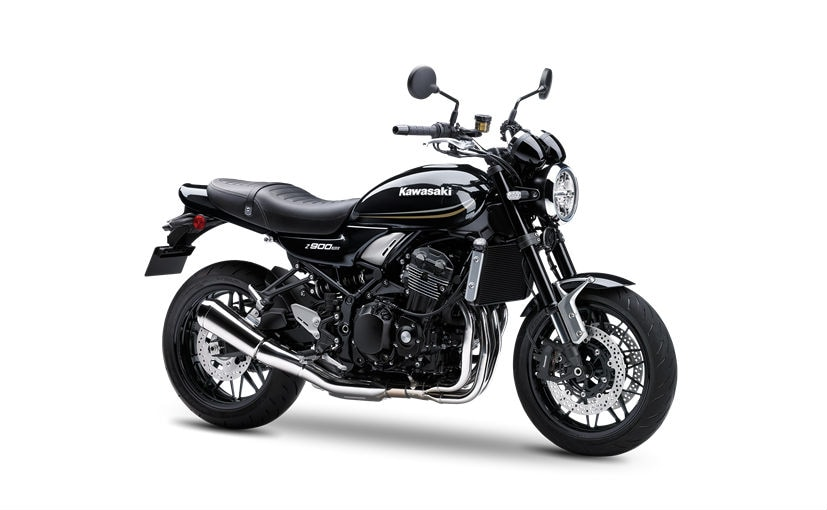 Kawasaki Z900RS Gets New Black Paint Option In India; Priced At Rs. 15.30 Lakh