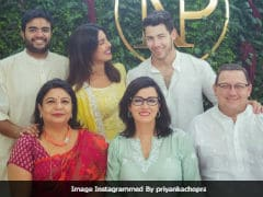 After <i>Roka</i> With Nick Jonas, Priyanka Chopra Thanks Everyone For 'Blessings And Wishes.' Posts Dreamy Pics Too