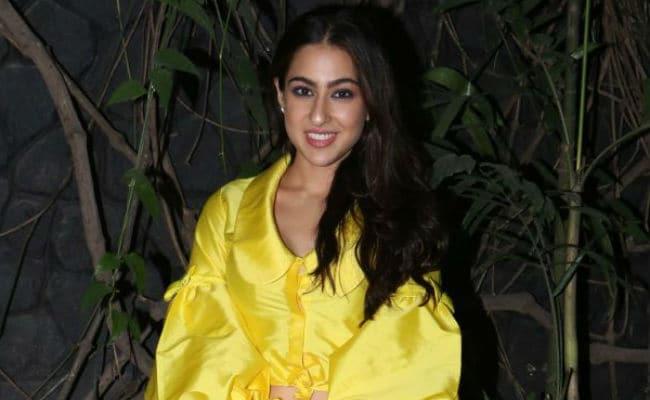 Will Simmba And Not Kedarnath Be Sara Ali Khan's Debut Film Now?
