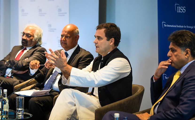 2019 में गठबंधन को लेकर राहुल गांधी का बड़ा बयान, कहा- विपक्ष एकजुट हुआ तो बीजेपी का होगा ये हश्र
