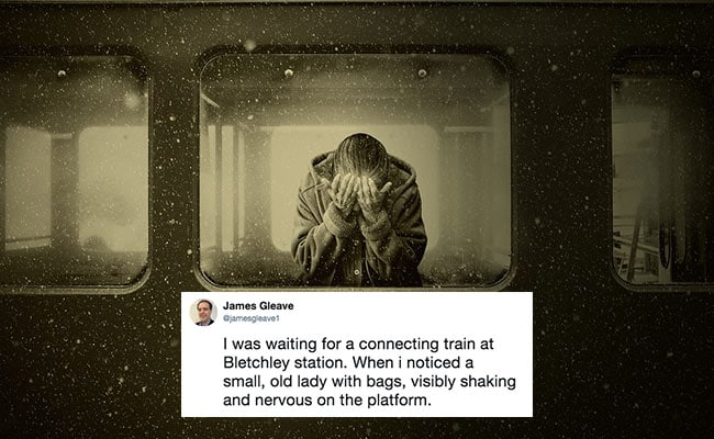 My Viral Tweet Began When I Met A Stranger On A Railway Platform