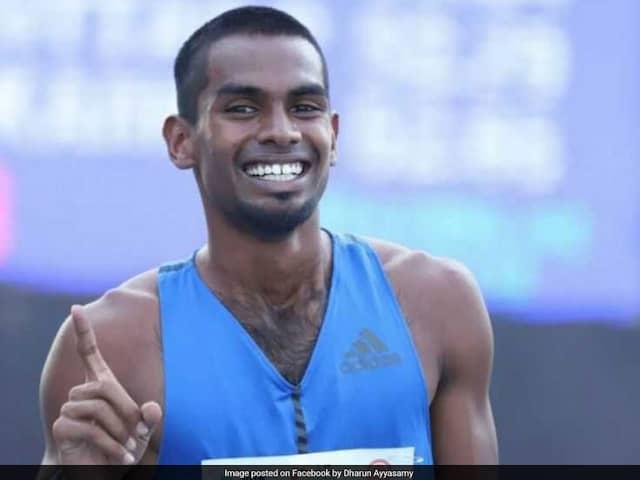 Asian Games: Dharun Ayyasamy Clinches Silver In Mens 400M Hurdles