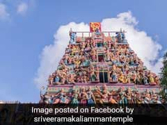 "Singapore's Veeramakaliamman Temple's Chairman Sacked For ""Mismanagement"""