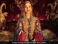 """<i>Padmaavat</i>"" Actress Aditi Rao Hydari Says 'Women Are An Integral Part Of Any Story'"