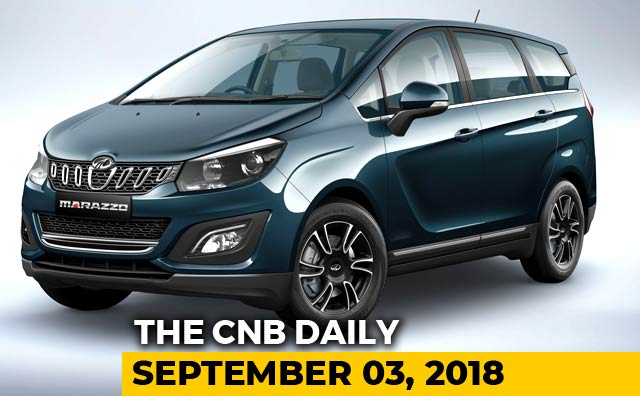 Mahindra Marazzo Launched, Fortuner and Innova Updates, New appointments at  Royal Enfield