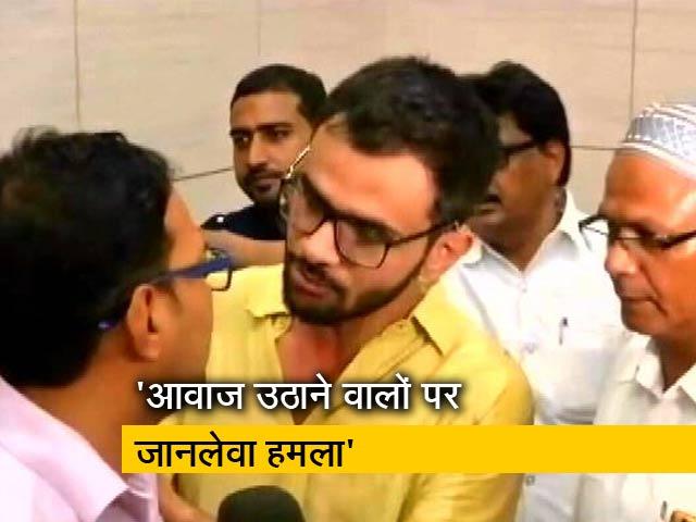 Video : JNU छात्रसंघ के पूर्व अध्यक्ष कन्हैया कुमार ने कहा, यह आवाज दबाने की कोशिश