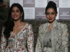 Janhvi Kapoor Dedicates <I>Dhadak</I> To Sridevi, A Special Tribute For Her Mom