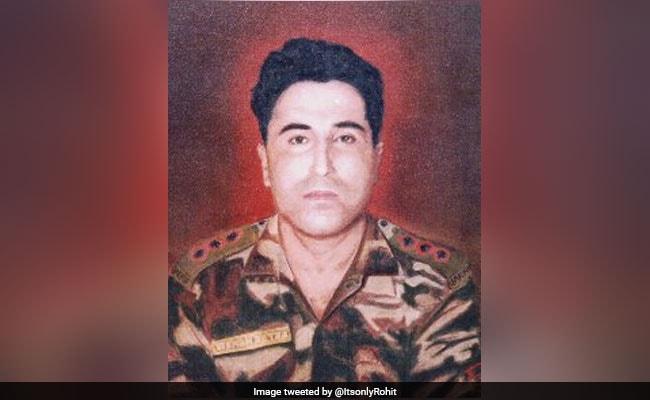 Captain Vikram Batras Father Recalls Son's Bravery On Kargil Vijay Diwas