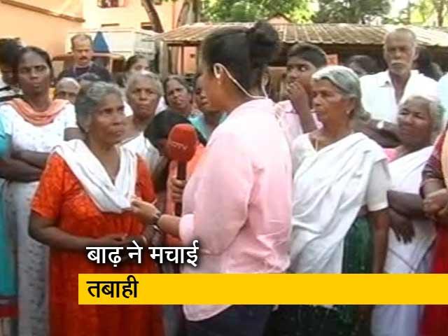 Videos : बाढ़ के बाद लोगों के पास कुछ भी नहीं बचा