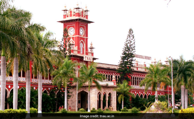 Tamil Nadu Agricultural University (TNAU) To Set Up Centre Of Excellence In Bio-Tech