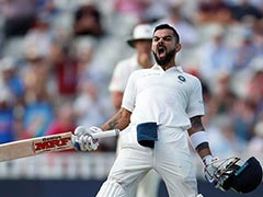 """King Kohli"": World Media Lauds India Captain Virat Kohli After Day 2 Heroics"