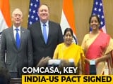 Video : What Is COMCASA: Your Guide To This Key Part Of US-India Talks