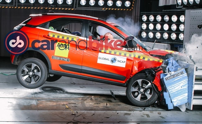 The standards of Euro NCAP keep changing with the years