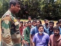 Kerala Floods: छुट्टी पर थे मेजर हेमंत राज, फ्लाइट से पहुंचकर बचाई 100 लोगों की जान
