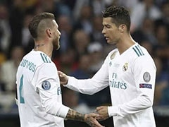 Zinedine Zidane Says Sergio Ramos Is Leader In Dressing Room, Cristiano Ronaldo On Field