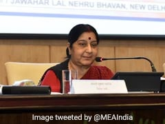 Amid Barrage Of Abuse, Sushma Swaraj Says Hearing Only Harsh Words Lately
