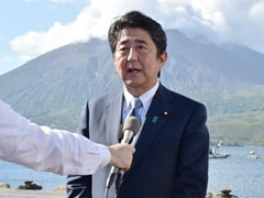 Japan's Shinzo Abe In Tehran Mission To Ease Iran-US Tensions