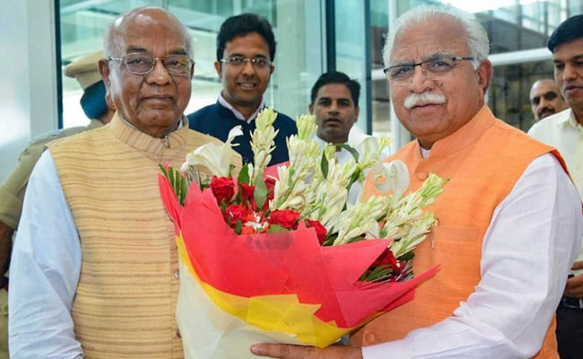 Satyadev Narayan Arya: Journey From RSS Activist To Haryana Governor