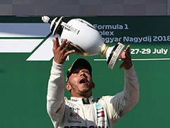 Lewis Hamilton Wins Hungarian Grand Prix To Build Championship Lead