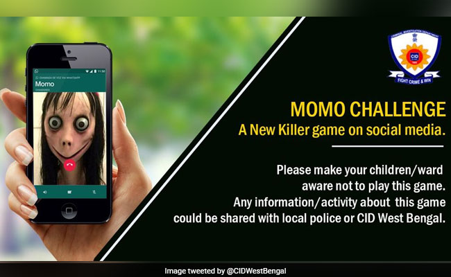Deadly 'Momo Challenge' Online Game Sparks Fear In West Bengal