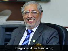 AICTE Chairman Stresses On New Initiatives To Encourage Innovation