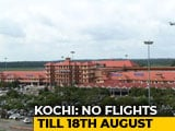 Video : Kerala's Kochi Airport Closed Till Saturday, Runway Flooded
