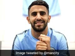 Riyad Mahrez Given All-Clear After Ankle Knock During Manchester City Friendly
