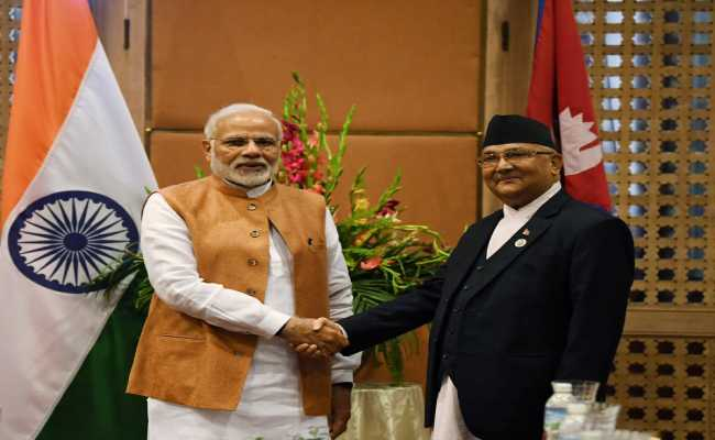 India Says To Help Nepal Build Rail Link To Kathmandu