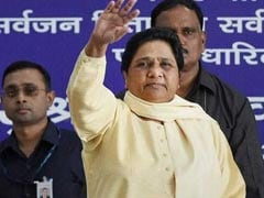 RSS, BJP Behind Strike Against SC/ST Law, Says Mayawati