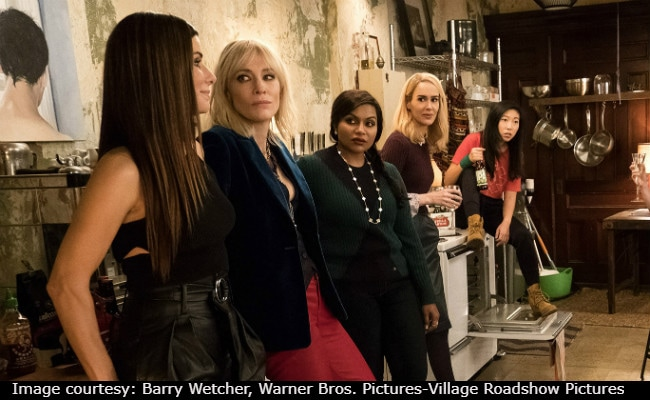 Ocean's 8 Movie Review: Yes, It's A Heist Movie, But It's Also An Empowering, Cheeky Comedy