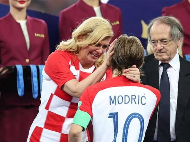 FIFA WORLD CUP 2018: ...Even then Croatia couldnt win the World cup, but wins the heart