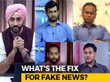 Video: Fixing Fake News: Is 'Legal Action' On Tech Giants Justified?