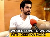 Video : Meet Deepika And Sonam's Co-Star Ishwak Singh
