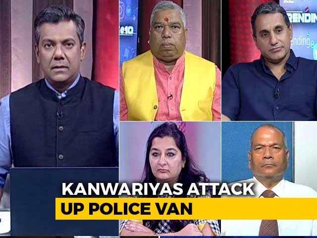 Video : Is Kanwar Yatra Being Overrun By Violent Thugs?