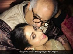 'Fell In Love With Sridevi When I Saw Her For The First Time On Screen:' Boney Kapoor