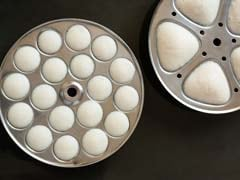 This Is How You Make Button Podi Idlis At Home