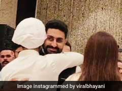 अमिताभ बच्चन के समधी राजन नंदा की प्रेयर मीट; छूटी अभिषेक की हंसी, हुए Troll... देखें Video