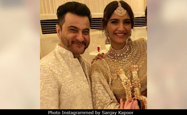 Sonam Kapoor's The Zoya Factor: Sanjay Kapoor On Why He Was Cast In His Nieces Film